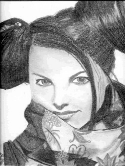 Amy Lee by Artemis